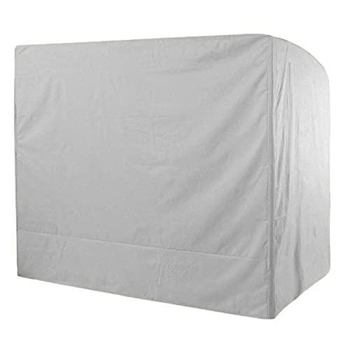 YGuoMing Telo protettivo per dondolo a 3 posti, 160 x 120 x 170 cm, copertura 210D, per mobili da giardino, resistente all'inverno, impermeabile, per sedie rettangolari, dondolo da giardino
