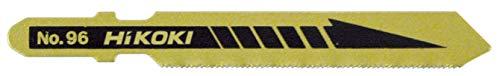 日立工機 ハイコーキ ジグソーブレード NO.96 83L 32山 5枚入り 0032-3708 1パック 5枚 767-6841