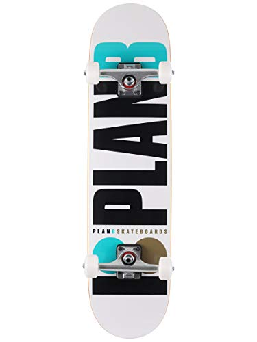 Plan B Skateboard Complete Deck Team Og 7.75