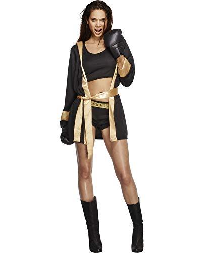 Desconocido Disfraz de boxeadora sexy para mujer