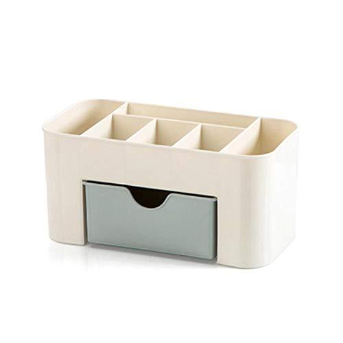 STREET Cosmetische opbergdoos plastic cosmetische doos grote cosmetische doos nagellak opbergdoos swab houder badkamer opbergdoos