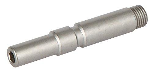 Kerbl 151803 steeknippel 1/4 KW, voor Alto Kränzle en Ehrle, roestvrij staal