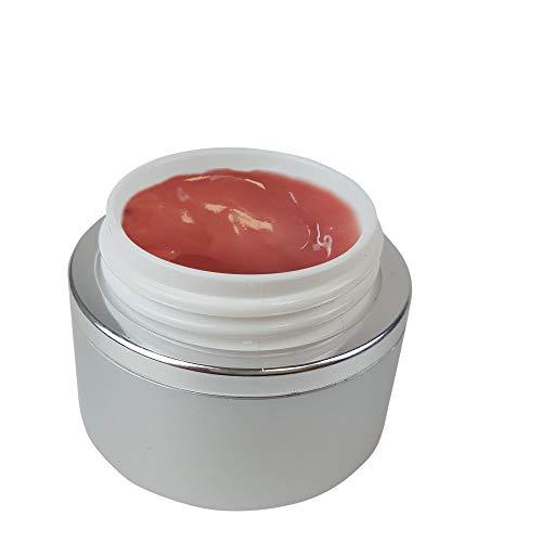 Gel acrylique Nude Rosé 15 ml d'acrylique et de gel combinés dans un système très haute viscosité.