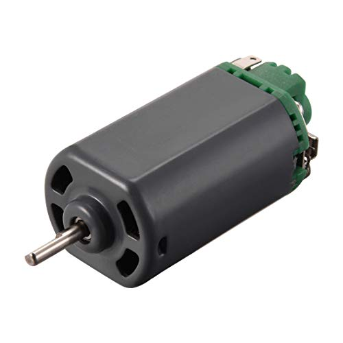 sourcing map DC Motor 7.2V 20000RPM 1.9A Electric Motor Round Shaft for RC Boat Toys Model DIY Hobby