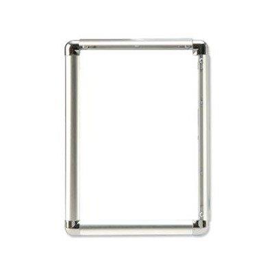 Album fotografico Company Promote-It Cornice in alluminio Caricamento frontale con fissaggi A3 Ref. A3PROM