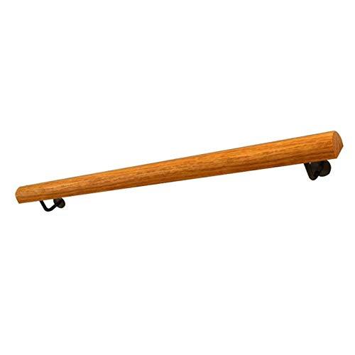 KUNYI Anti-Rutsch-Handlauf aus Holz, Starke Tragfähigkeit glatter Oberfläche Verschleißfeste geeignet for Personen mit eingeschränkter Mobilität (Size : 50cm)