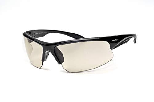 Gafas fotocromáticas deportivas ARCTICA S-197F. Lentes antiniebla con filtro UV 400. Gafas de ciclismo y carreras.