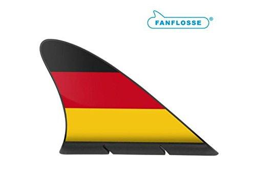 Deutschland-Fanflosse