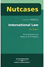 [(International Law )] [Author: Professor Rebecca Wallace] [Feb-2008]
