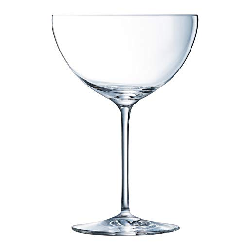 Chef & Sommelier ARC N8214 Cabernet Sektschale, Sektglas, Krysta Kristallglas, 350 milliliters
