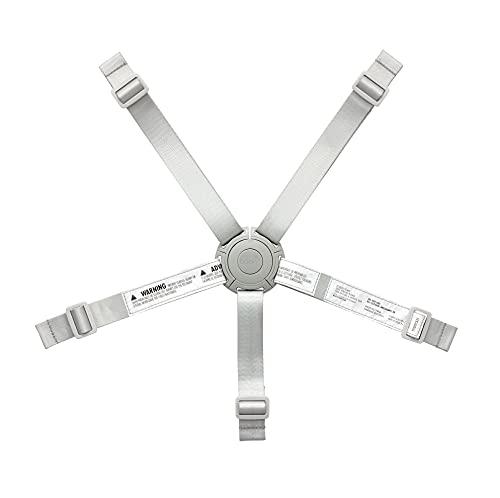 Boon Flair Harness/Buckle White