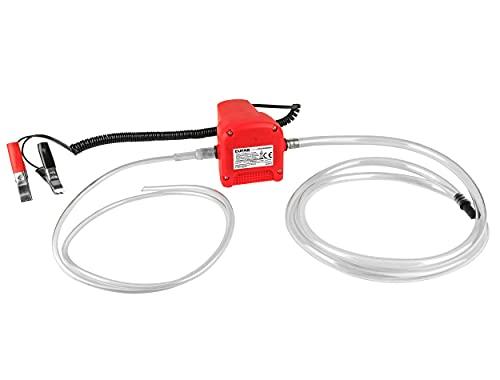 EUFAB 21014 - Pompa elettrica per aspirazione Olio Motore, 12V