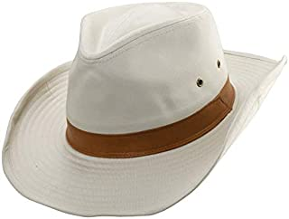 Dorfman Pacific Co. Twill Outback Hat