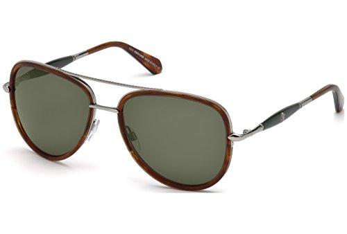 Gafas de sol Roberto Cavalli RC1022 C58 53N (blonde havana / green)