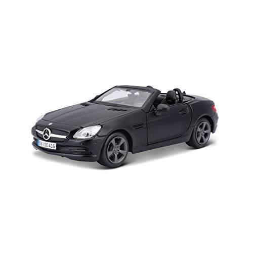 test Maisto Mercedes SLK 2011: Getreu dem originalen 1:24 Automodell können Sie die Türen und die Motorhaube öffnen… Deutschland