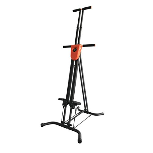 M-YN Stepper Vertical Climber Simulation Mountain Climbing Machine Adjustable Folding Home Gyms Fitness...
