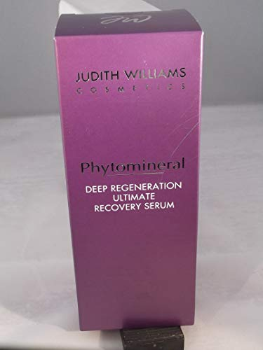 Judith Williams Phytomineral Deep Regeneration Ultimate Recovery Serum