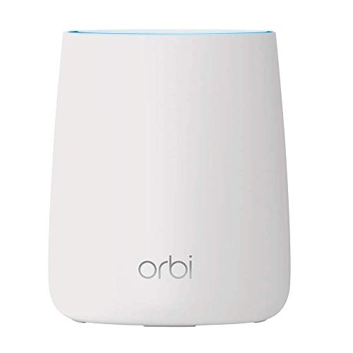 NETGEAR Orbi Home Mesh WiFi Router | Add Satellites to Expand System (RBR20)