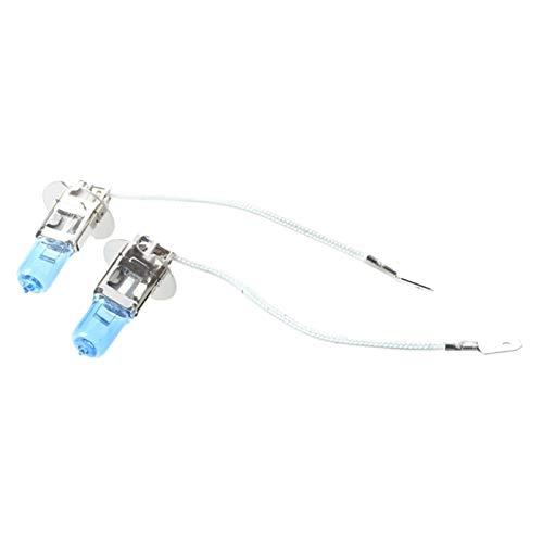 Lyjun 2 H3 Xenon Gas Hid Hid Light Light Lampad Lampadine 100W Alta qualità (Wattage : Other)