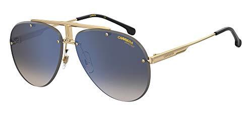 Carrera Gafas de sol 1032 / S 2M2 / KM Gafas de sol unisex color Gris dorado tamaño de lente 62 mm