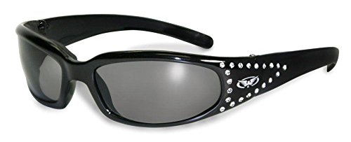 Global Vision Eyewear Womens Marilyn-3 24 Sunglasses with Photochromic Color Changing Lenses, Clear to Smoke by Global Vision Eyewear