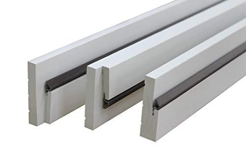 DIY Exterior Door Jamb Frame Kit, Pine Wood, Primed, Bundled, Finger Jointed, 1.25 in. x 4.563 in. x 82.5 in.