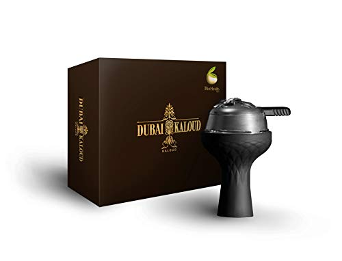 Kaloud base carbón shisha + quemador calidad excepcional