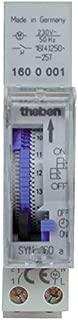 Theben SYN 160 A - Segmento de interruptor horario analógico