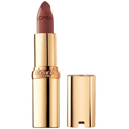 L'Oreal Paris Makeup Colour Riche Original Creamy, Hydrating Satin Lipstick, Bronzine, 1 Count
