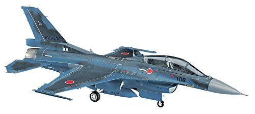 ハセガワ 1/48 航空自衛隊 三菱 F-2B プラモデル PT29