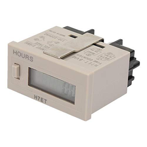 Acumulador eléctrico AC 220V H7ET-BVM para monitoreo inteligente para configuraciones mecánicas(0.0 hours)
