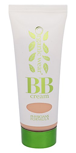 Physicians Formula Organic Wear 100% Natural Origin BB Beauty Balm Cream - Light by Physician's Formula, Inc.
