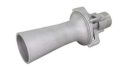 1 MNPT, 1 Count 4Spray Eductor Glass-Reinforced Polypropylene Tank Mixing Agitation Nozzle