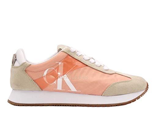 Calvin Klein Sneaker Josepha_B4R0872 Mujer Color: Rosa Talla: EU 39
