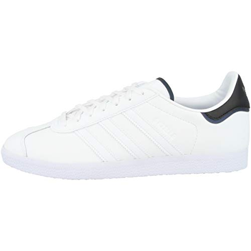 ADIDAS FU9666, Zapatillas de Atletismo Hombre, Blanco/Negro, 48 2/3 EU