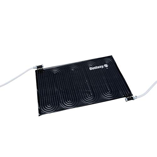 "Flowclear Solar-Poolheizung für Filtersysteme ""Clean Sun Powered Pool Pad\"""