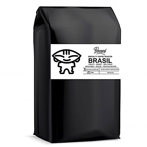 Boconó Specialty Coffee Roaster Kaffee Brasil 1 Kilo 100% Arabica Geroosterde Bean Speciale koffie Natuurlijk proces…