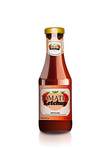 WERDER (N)OSTALGIE Tomaten Ketchup 450ml