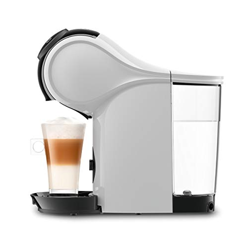 31mDTzAWPWL. SS500  - De'Longhi Dolce Gusto EDG225.W Genio S Pod Coffee Machine, compact design, adjustable drink size, 0,8L removable water…