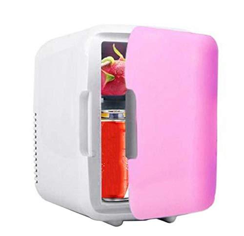 SUN100 Refrigerador Portátil De Coche 4L Mini Refrigerador Refrigerador Calentador De Piezas De Automóvil