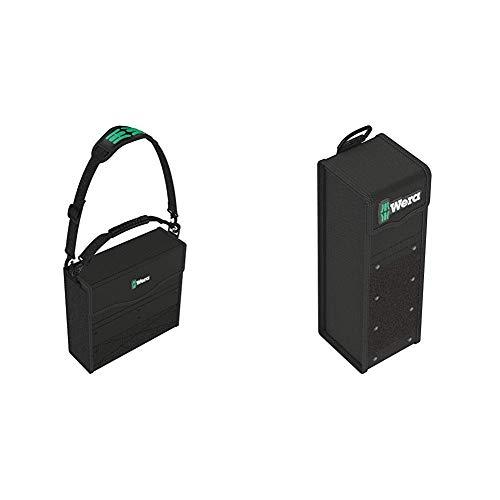Wera 2go 2 Werkzeug-Container, 3-teilig,...