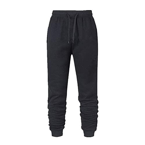 N\P Joggers Pantalones deportivos de pierna ancha Mujer
