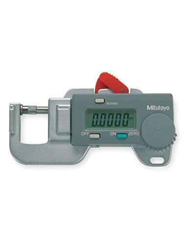 FYYONG - 700-118-20CERT - digital, medidor de espesor, plana, en 0-,5000