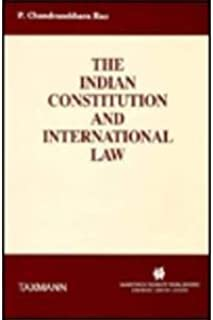 The Indian Constitution and International Law