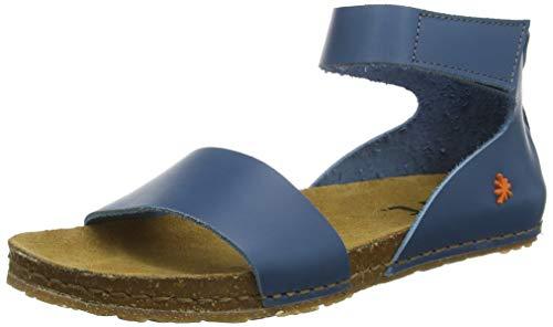art Damen 0440 Becerro Creta Slingback Sandalen, Blau (Jeans Jeans), 39 EU