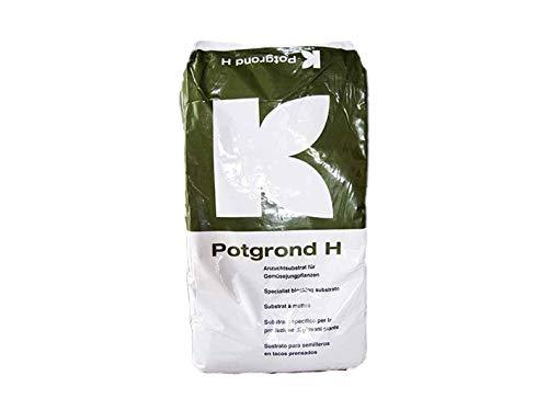 Grond voor moestuin en groenten (Potgrond H - Klasmann) (ca. 29 kg - 70 l)