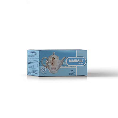 MANASUL Classic - Infusión Laxante a base de Sen, Melisa, M