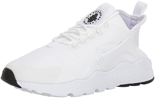 Nike Damen Air Huarache Run Ultra Laufschuhe, Weiß (White/White-White-Black), 38.5 EU