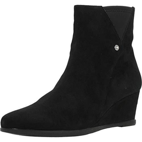 Stonefly Emily II 6 Bottines Boots Femme Noir 37 EU