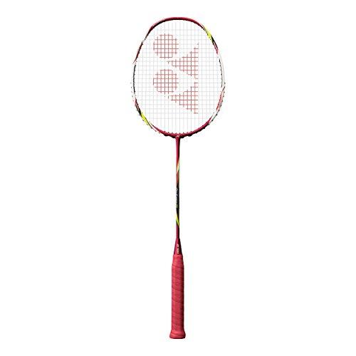 YONEX Arcsaber 11-3U/G4 Badmintonschläger, rot, One Size